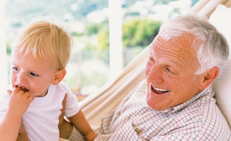 regimen de visitas abuelos