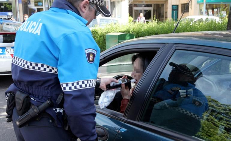 conduccion bajo efectos alcohol