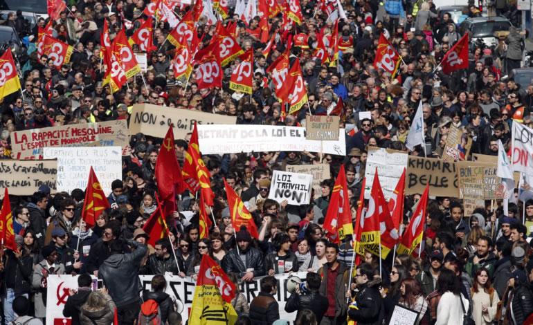 convocatoria de huelga