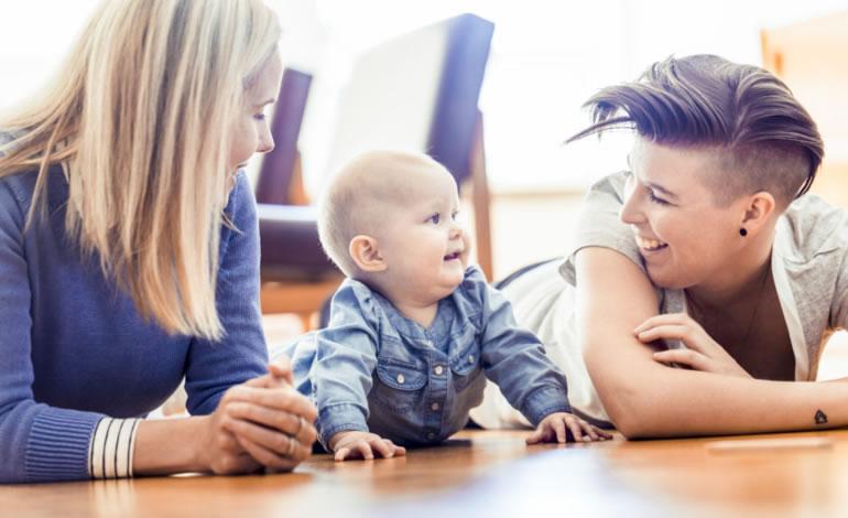 maternidad lésbica