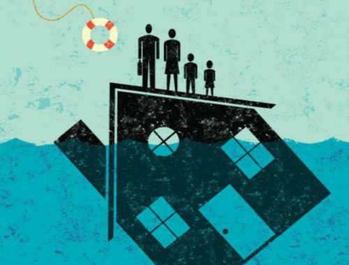 aplazamiento del pago de la hipoteca