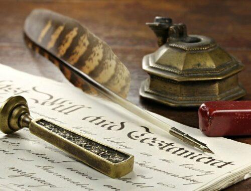 tipos de testamentos