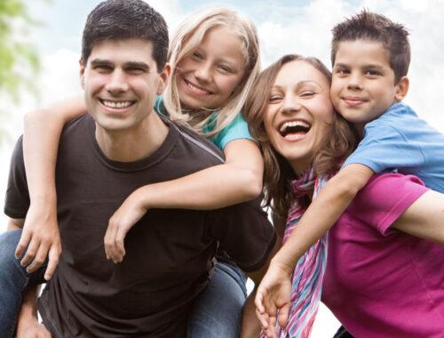 Reagrupación de familia